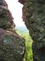 Две скалы