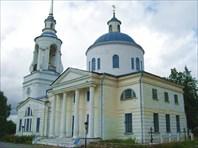 Церковь Спаса Преображения Николаевского мужского монастыря