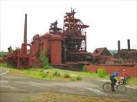 Старый демидовский завод 1725 года постройки