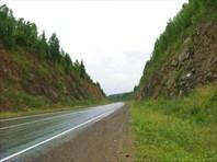 Дорога на Горбуново