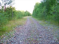 Дорога на Старик-Камень
