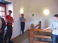 Слуховая комната. Наклонная башня