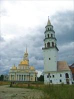 Собор и башня