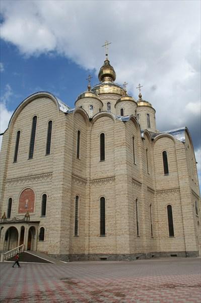 Собор в Черкассах
