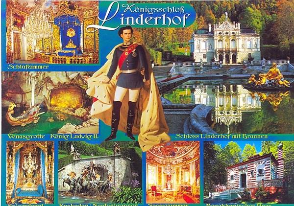 059-Линдерхоф-открытка