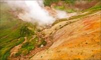 Дачные термальные источники - мини долина гейзеров
