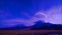 Вулканы и звёзды