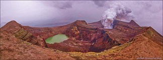Вулкан Горелый
