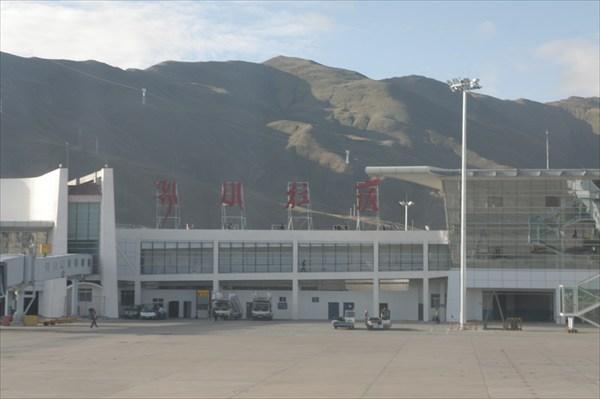 Аэропорт Лхасы