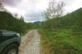 Дорога к Умбозерскому перевалу