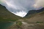 Дорога через перевал Кукисвумчорр
