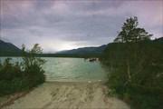Броды через озеро Щучье