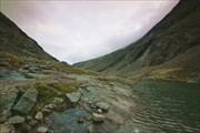 Озеро на Умбозерском перевале