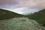 Дорога по р. Северный Каскаснюньйок