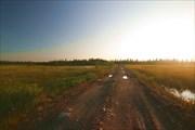 Дорога к Панским тундрам