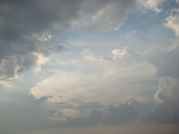 Небо над Б. Чебачьим