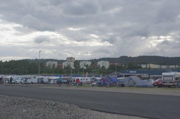 Вид на город Оринген