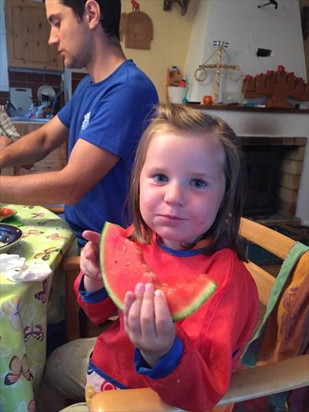 Шведский арбуз без косточек
