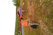 Посадка в вертолет на р.Тахома