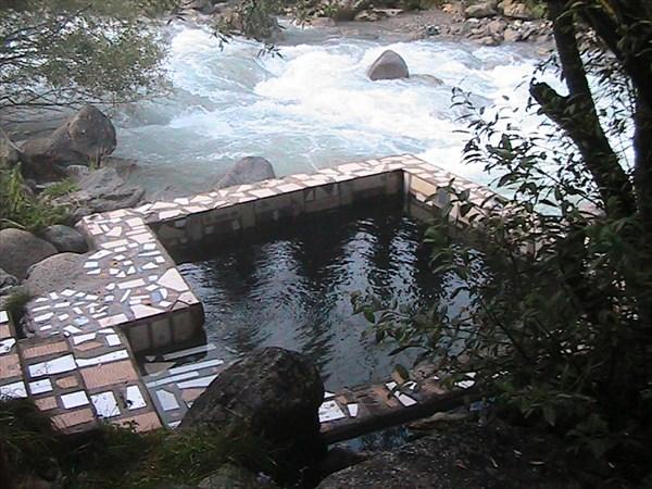 Наружный бассейн