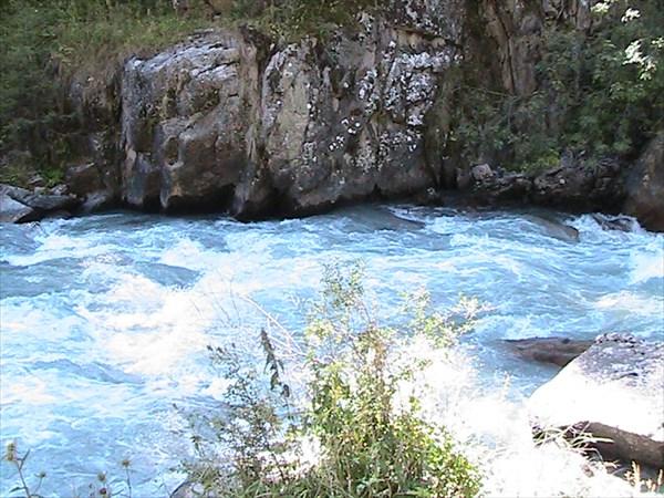Голубой поток