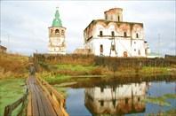 Холмогоры-поселок Холмогоры