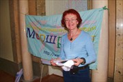 Награжден призер конкурса Ирина Опанчук из Владимира