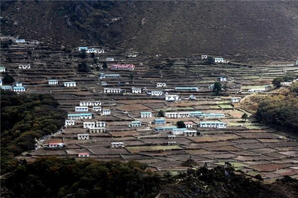 Деревня Пхорце Тханга