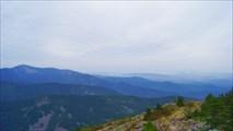 Вид на гору Ливадийская(Пидан)