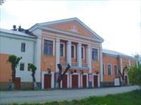 Здание театра-Драмтеатр