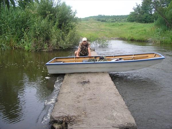 Мост - брод