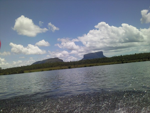 По реке к Анхелю