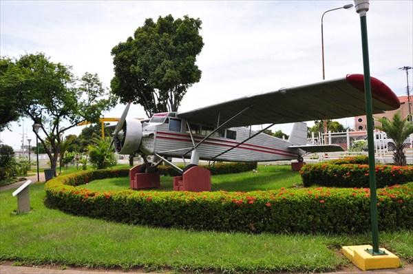 Самолёт Энджи сегодня