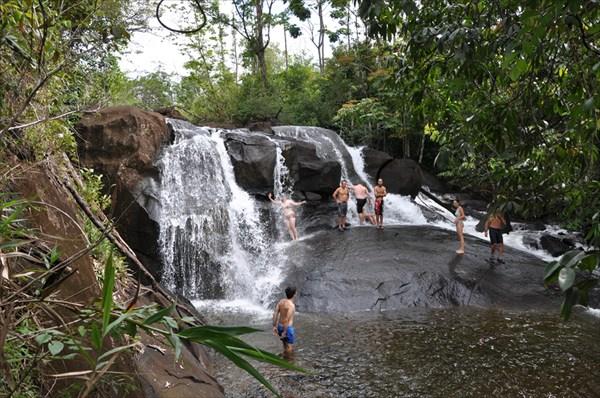 Водопад Felicidad