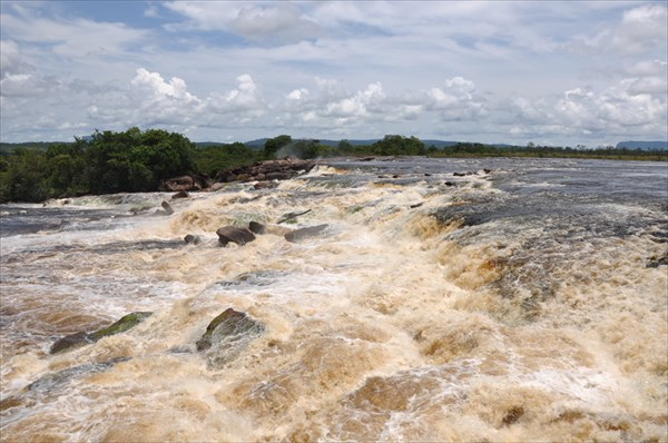 Водопад Укайма