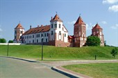 Мирский замок.