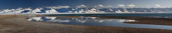 Священное озеро Нам Дрок Цзо