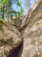 Скалы Пальцево
