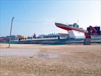 Торпедный катер-Катер-памятник