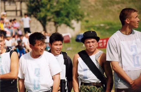 корякские хандагаи