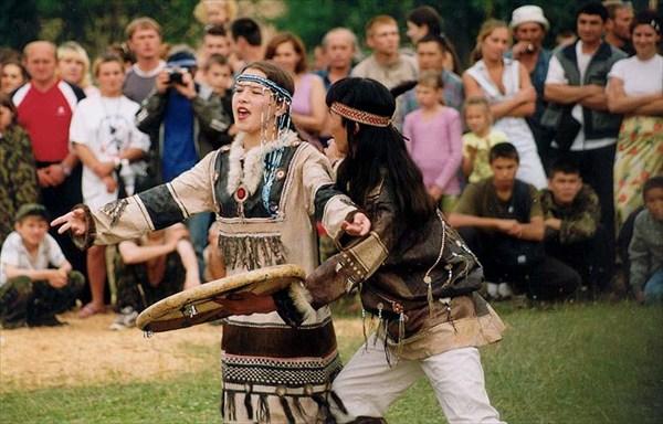 корякские танцы