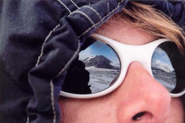 на фото: Рында в очках