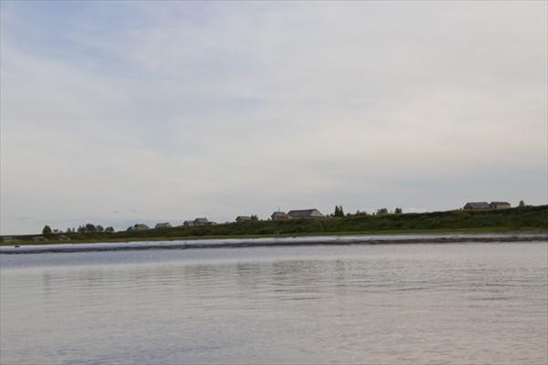 Поселок Белушье