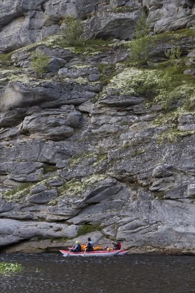 Слоистые камни