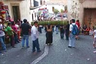 03-Мехико: Национальный музей антропологии и музей Троцк