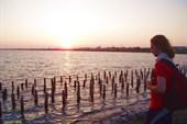 Соленое озеро, Саки