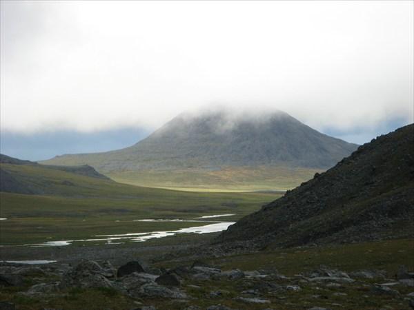 на фото: Гора Колокольня