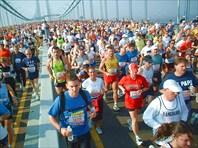 NY марафон