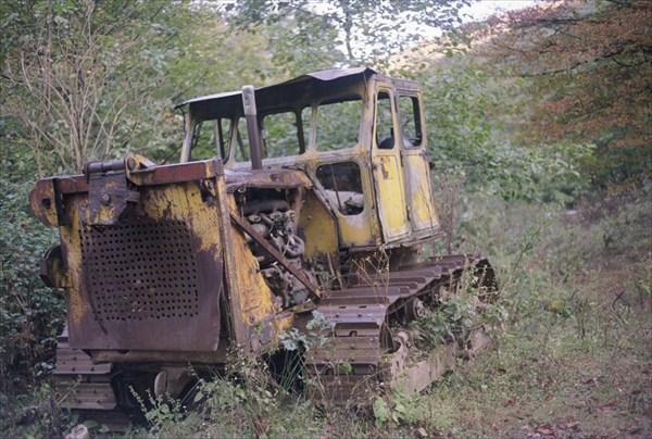 Тракторная поляна