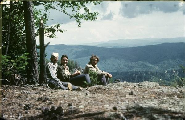 Сухая Грива, 1993.